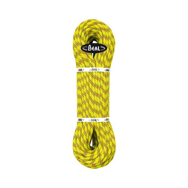 Beal Karma 9.8mm Climbing Rope sport indoor outdoor grip speed control climbing rope intermediate level
