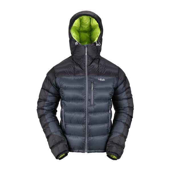 Rab Infinity Endurance Jacket 2017 insulating down water wind resistant proof jacket ebony