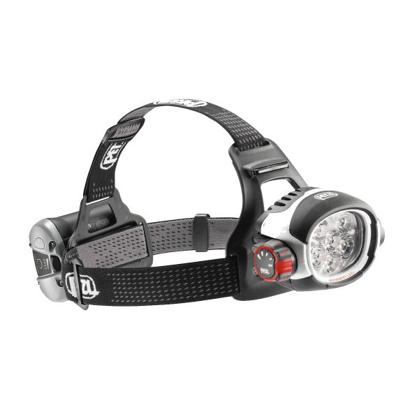 Petzl Ultra Rush headtorch headlamp torch lamp head