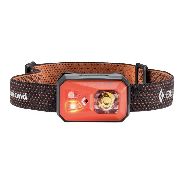 Black Diamond ReVolt Headtorch powertap climbing running headlamp