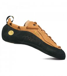 La Sportiva Mythos comofortable stretchy multipitch big wall outdoor climbing shoe