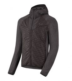 Fanes Polarlite / Tyrol Wool Jacket 2017 Black out mid layer rock climbing mountaineering