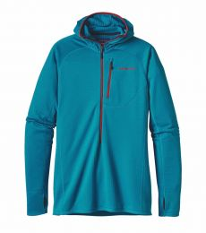 Patagonia R1 Hoody 2017, insulating mid-layer, fleece
