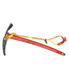 Grivel Nepal S.A. with Leash hot-forged carbon steel self-arrest walking school rental ice axe