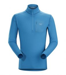 Arc'teryc Rho Zip Neck Base Layer for climbing and mountaineering
