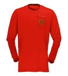 Norrøna Fjørå Equaliser Lightweight Long Sleeve Tee Men