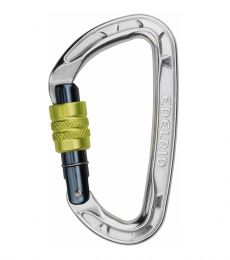Edelrid Pure Screw Locking Carabiner