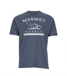 Marmot Republic T-Shirt, Republic, T-Shirt
