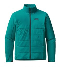 Patagonia Nano-Air Light Hybrid Jacket insulating breathable mid layer ski touring running