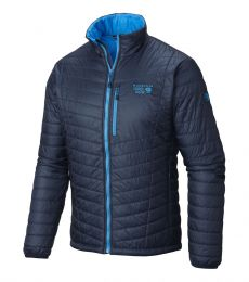 Mountain Hardwear Thermostatic Jacket 2017 insulated down rock climbing alpine mountaineering