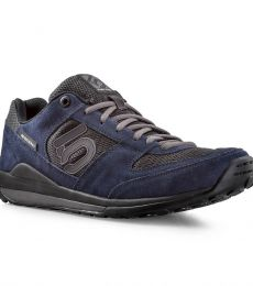 Five Ten Aescent Approach Shoe stealth rubber grippy sticky comfortable cushioning climbing biking walking hiking