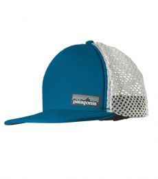 Duckbill Trucker Hat Big Sur Blue